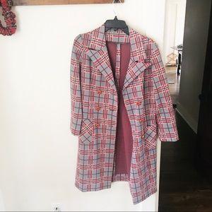 70s Vintage Trench Coat